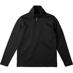 O'Neill Solid Half Zip Fleece Boys, noir